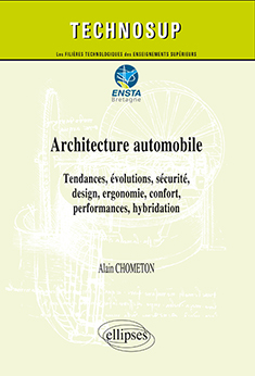 ENSTA Bretagne : Livre Technosup architecture automobile édition Ellipses