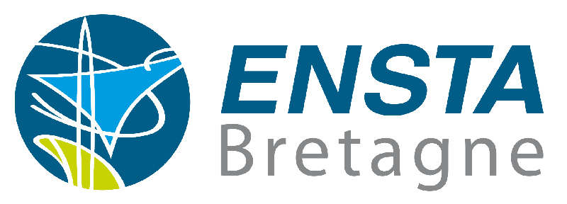 Logo ENSTA Bretagne Horizontal transparent