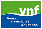 Logo Voies navigables de France