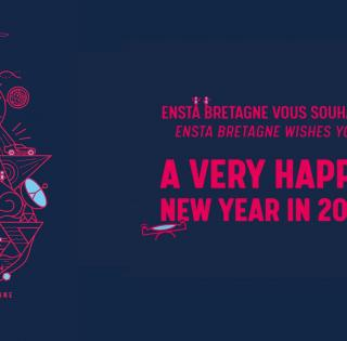 ENSTA Bretagne: Happy New Year 2019